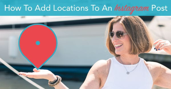 How to add locations to an instagram post sbz enterprise adding locations to your instagram post is a smart way to get more eyeballs on your content whether you are a business looking to bring in local traffic or ccuart Images