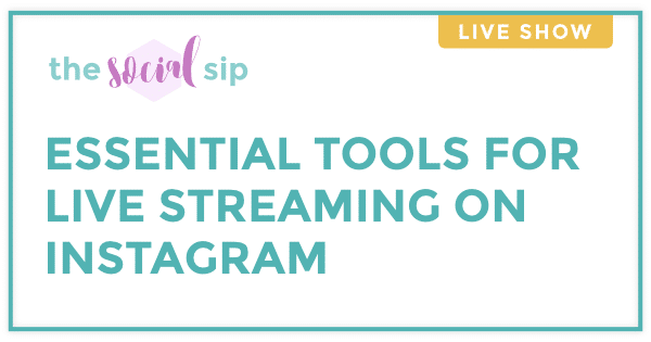 SocialSip_5-2-18_LiveStreaming_Blog