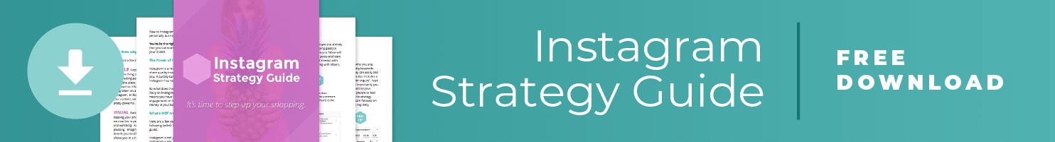 Free Instagram Strategy Guide